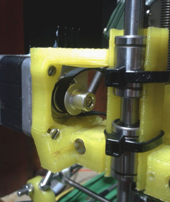 Pulley GT2 reprap X axis